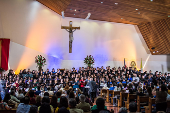 Costa Rica International Choral Fest For Peace, Templo Votivo Costa Rica Final Venue