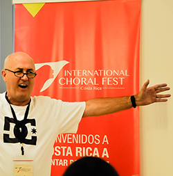 How to Apply Choral Fest Costa Rica