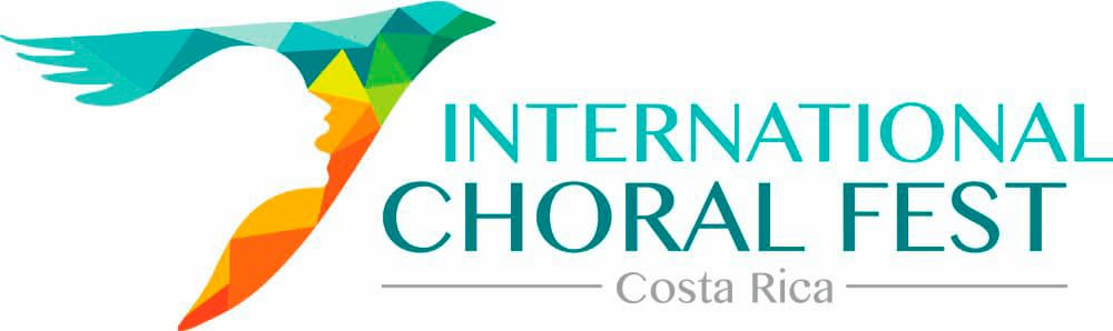 Logo Festival Internacional de Coros Costa Rica