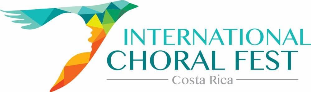 Logo Choral fest Costa Rica