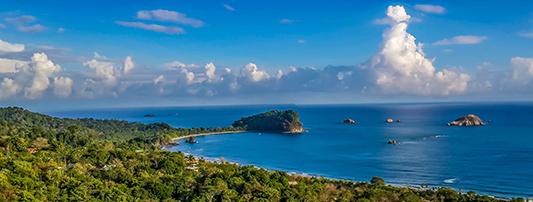 Pacific Coast Tour Costa Rica